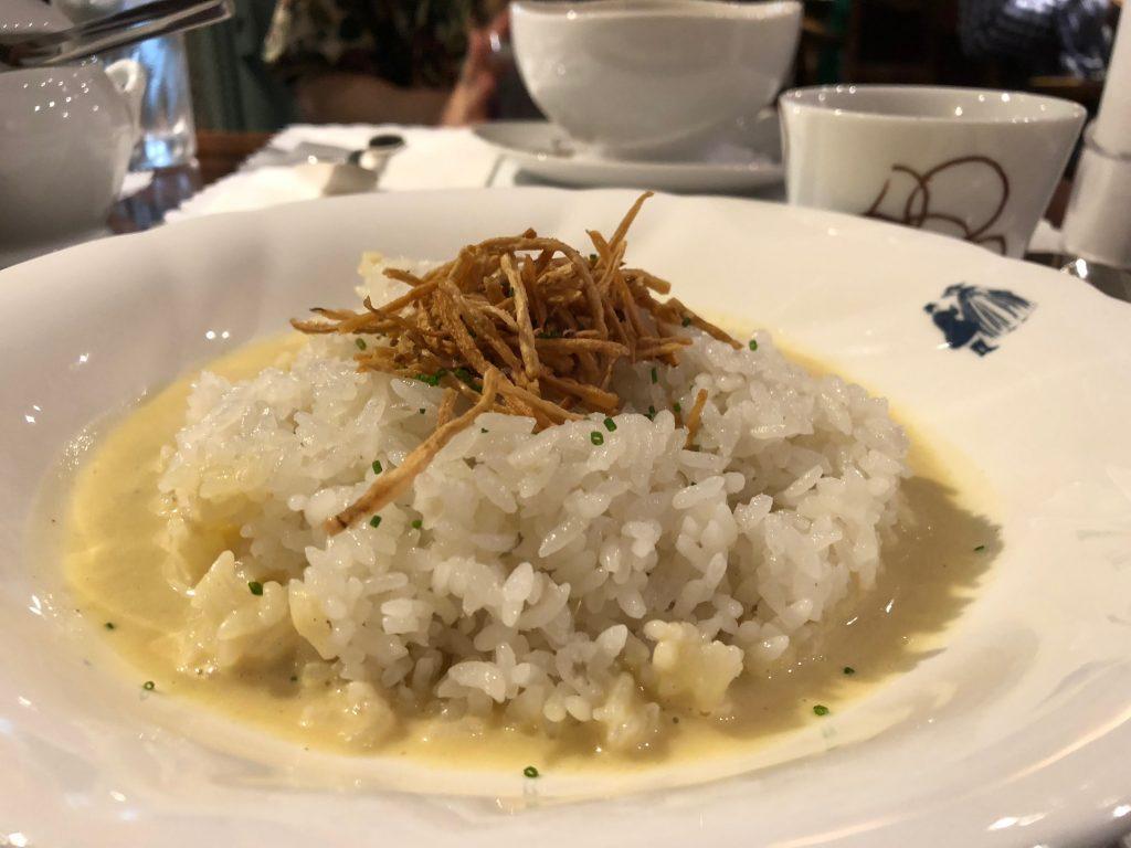霧笛楼レストラン カレー