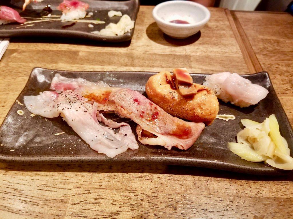 肉寿司 伊勢佐木町