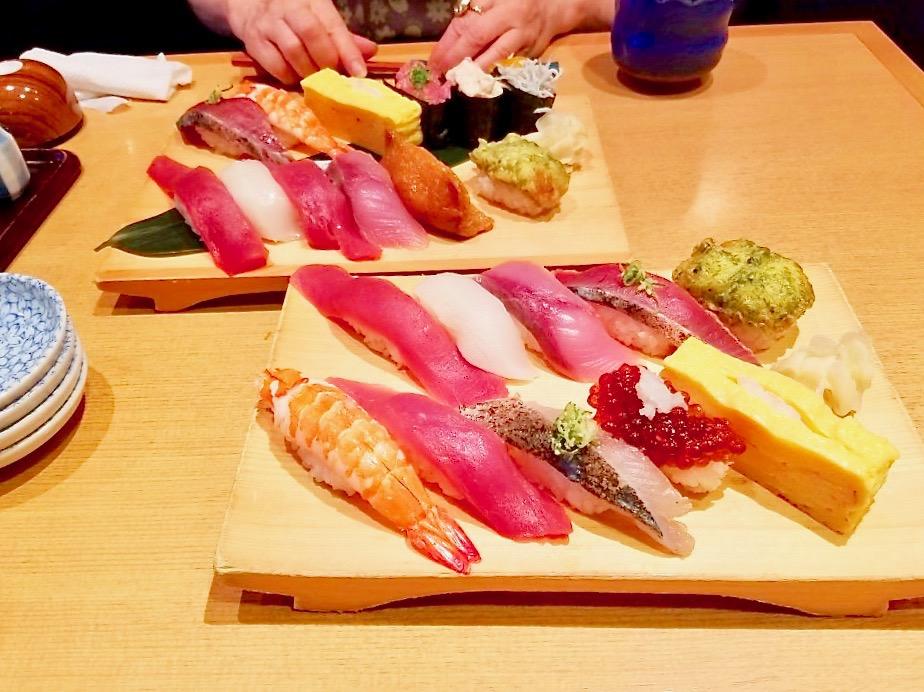みなとみらい 魚がし寿司