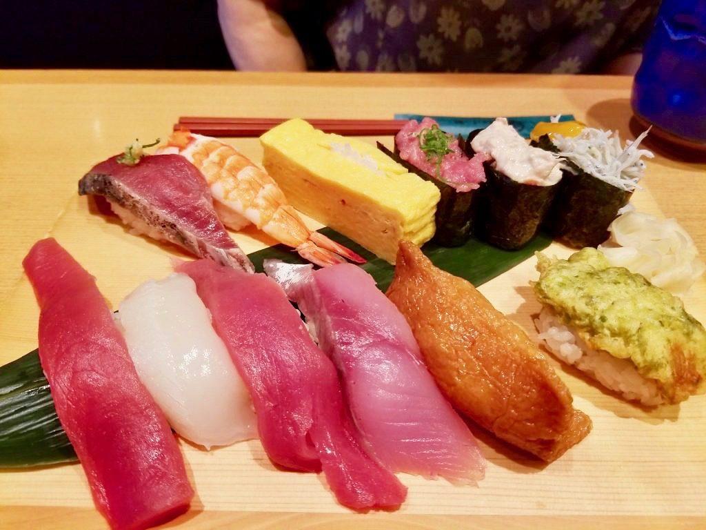みなとみらい魚がし寿司