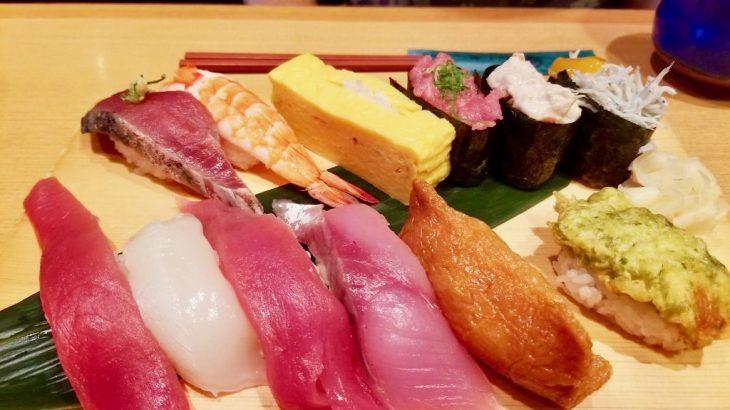 みなとみらいでリーズナブルなお寿司ランチなら魚がし鮨ランドマーク店
