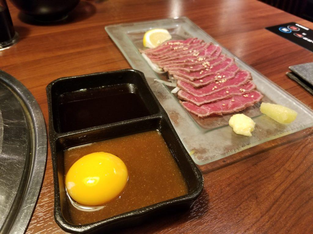 匠家33熟成肉【コールドステーキ】焼肉