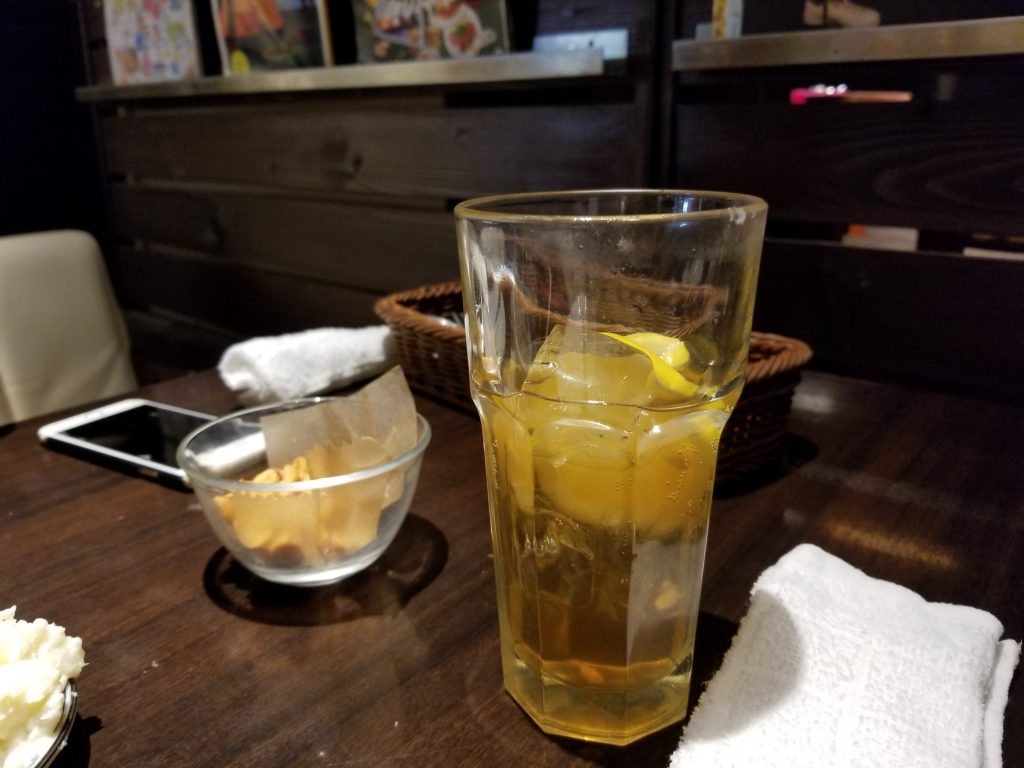 kawara CAFE&DINING横浜ドリンク