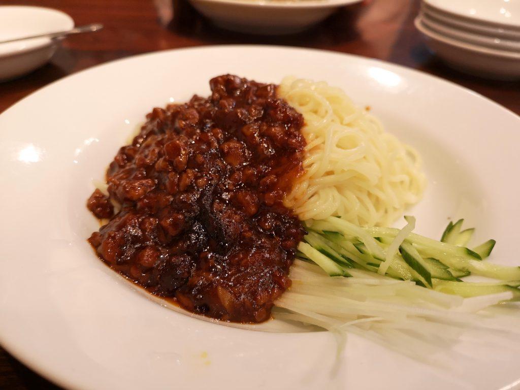 保昌ジャージャー麺