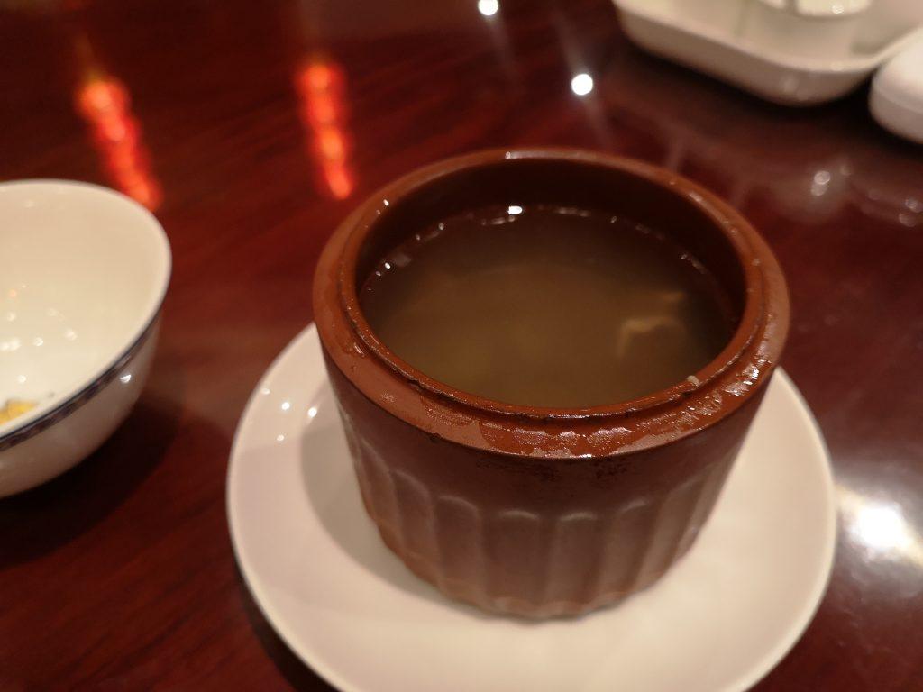 萬珍樓本店スープ