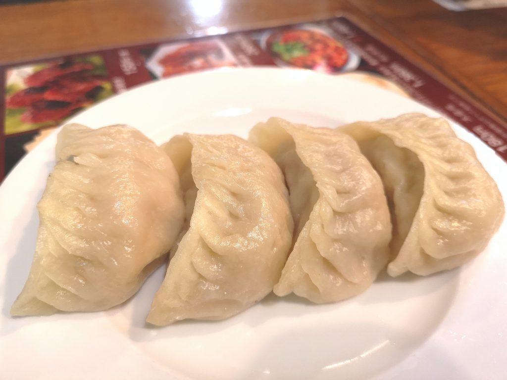 東北人家の蒸し餃子かわいい