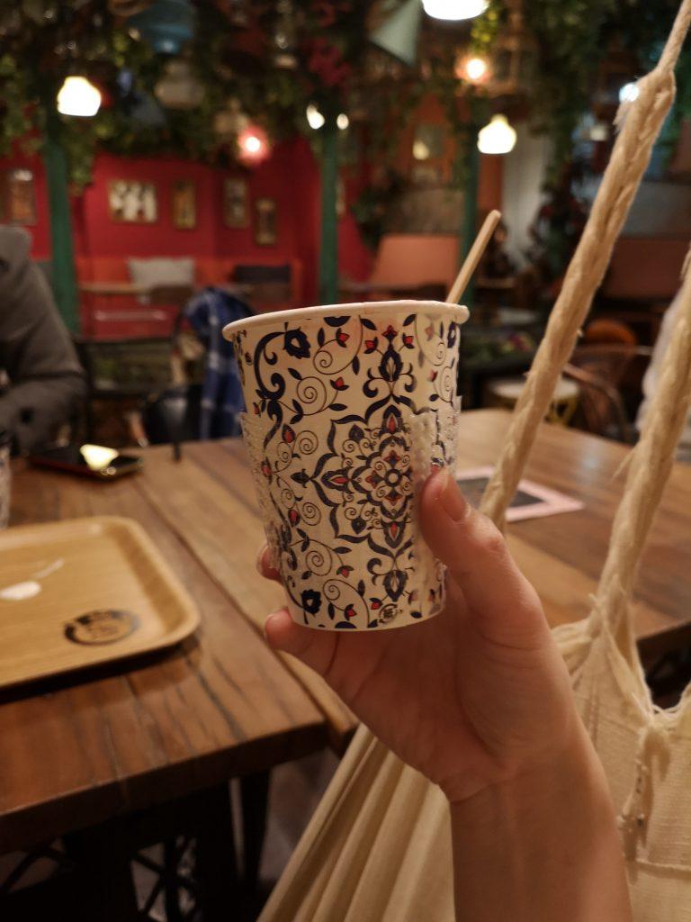 横浜中華街チャイティーカフェ_ップおしゃれ