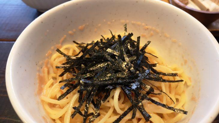 JPASTA横浜元町本店たらこスパゲッティ